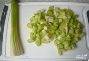 Фасолевый суп в скороварке - фото шаг 6