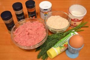 Мясная запеканка в духовке - фото шаг 1