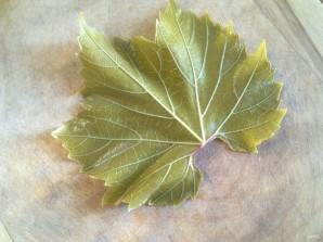 Голубцы из виноградных листьев - фото шаг 7
