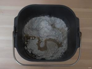 Пшенично-ржаной хлеб в хлебопечке - фото шаг 3