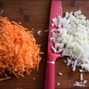 Капуста с рисом - фото шаг 3
