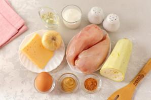 Куриная запеканка в духовке - фото шаг 1