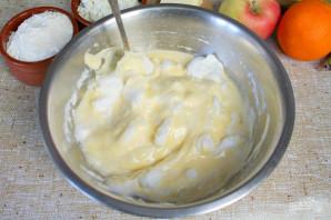 Бисквитное фруктовое пирожное - фото шаг 5
