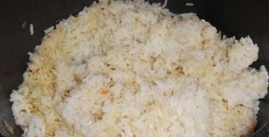 Горбуша в мультиварке с рисом - фото шаг 5
