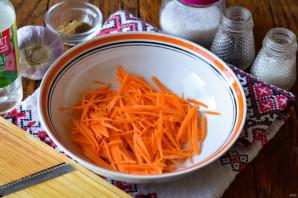Закуска из лука и моркови - фото шаг 2