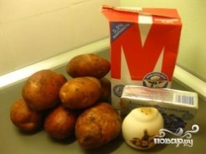 Запеченный картофель с молоком - фото шаг 1