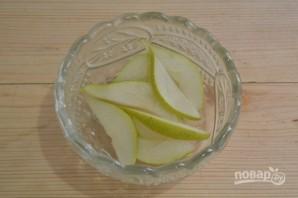 Салат с капустой и грушей - фото шаг 4