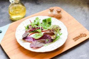 Салат с курицей и сухариками - фото шаг 3