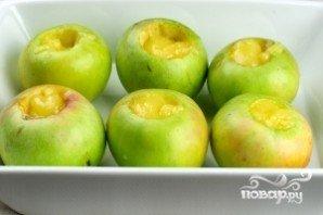 Печеные яблоки в микроволновке - фото шаг 3
