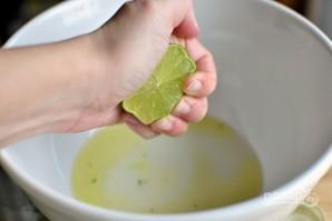 Азиатский салат из капусты - фото шаг 1