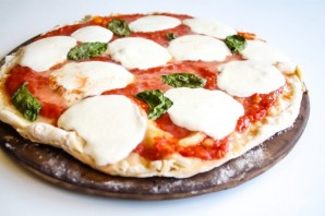 Настоящая итальянская пицца - фото шаг 4