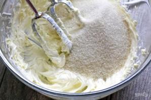 Ореховый кекс с апельсиновой глазурью - фото шаг 7