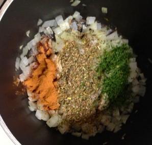 Мусака вегетарианская - фото шаг 5