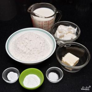 Печенье на смальце - фото шаг 1