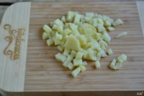 Холодный суп на кефире - фото шаг 2