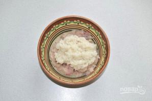 """Рыбные """"ежики"""" с рисом - фото шаг 4"""