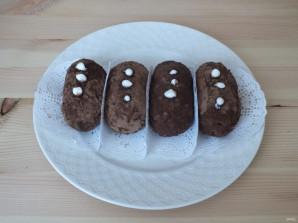 """Пирожное """"Картошка"""" ПП - фото шаг 7"""