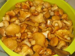 Картошка со свежими грибами жареная - фото шаг 1