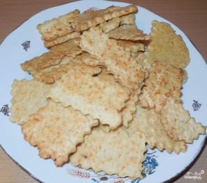 Печенье из сыра - фото шаг 4