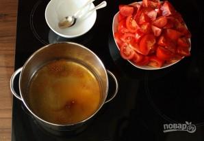 Домашний кетчуп с горчицей - фото шаг 2