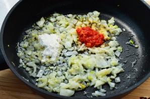 Классический томатный суп - фото шаг 3