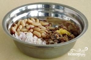 Салат из консервированной сардины - фото шаг 8