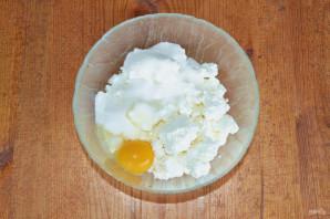 Сырники на завтрак - фото шаг 2