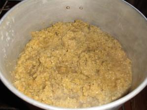 Кабачковая икра с соусом - фото шаг 4