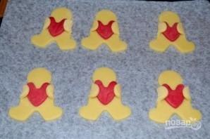 Простое печенье на 14 февраля - фото шаг 8