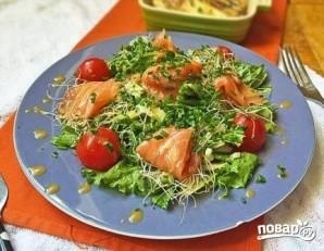 Салат с фенхелем - фото шаг 5