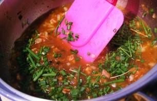 Говядина под соусом - фото шаг 5