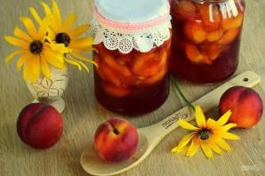 Персики в собственном соку на зиму - фото шаг 3