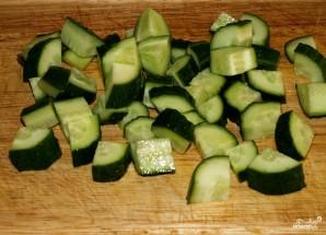 Полинезийский салат - фото шаг 1