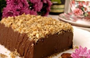 Итальянский шоколадный десерт - фото шаг 6
