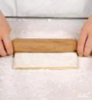 Фруктово-творожный торт - фото шаг 1