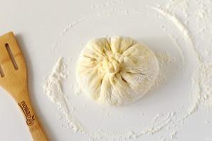 Осетинский пирог с луком - фото шаг 13