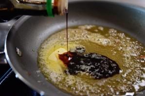 Семга под кисло-сладким соусом - фото шаг 5