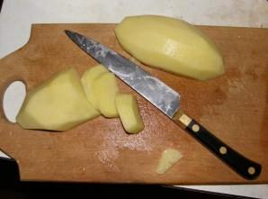 Запеканка с картошкой и курицей - фото шаг 1