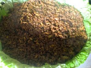 Капустный пирог с мясом на ужин - фото шаг 3