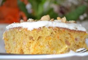 Тыквенный пирог с лимоном - фото шаг 7