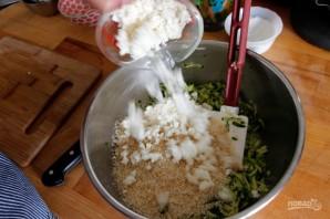Драники с сыром (брынзой) - фото шаг 2