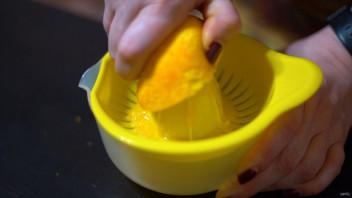 Апельсиновый пирог с цедрой - фото шаг 3