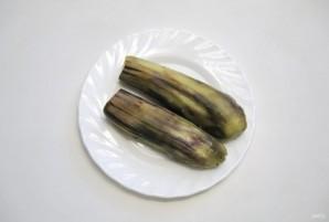 Шницель из баклажана - фото шаг 2