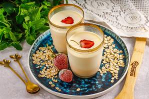 Йогурт из козьего молока - фото шаг 6