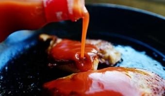 Салат с жареной курицей - фото шаг 3