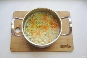 Диетический суп из индейки - фото шаг 7