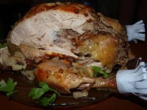 Курица в рукаве для запекания - фото шаг 7