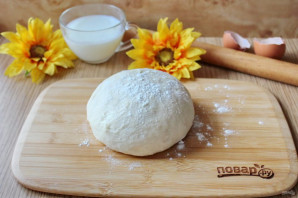 Тесто на вергуны - фото шаг 10
