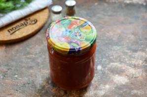 Легкий рецепт кетчупа из помидоров на зиму - фото шаг 9