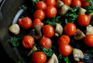 Фриттата с овощами и сыром - фото шаг 4